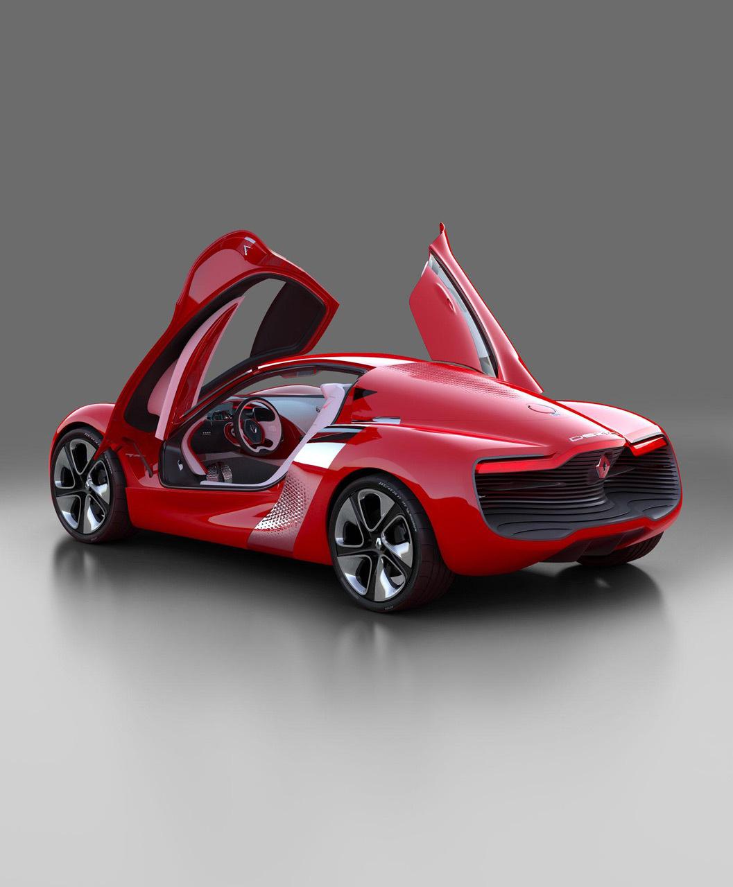 Foto de Renault DeZir Concept (9/20)