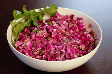 La lombarda: una gran fuente de vitamina C entre las verduras
