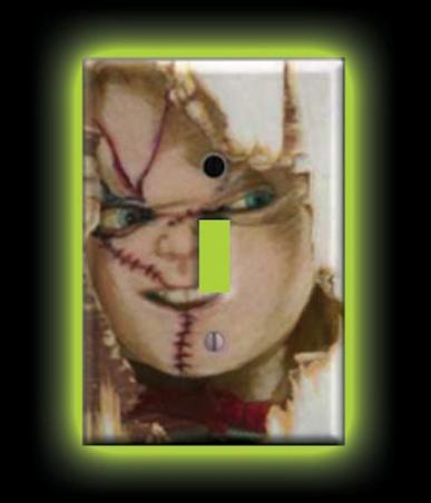 Interruptor de Chucky para Halloween