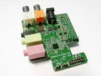 Wolfson Audio Card para Raspberry Pi: Análisis