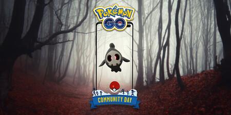 Duskull protagonizará en Pokémon GO el terrorífico Día de la Comunidad de octubre