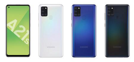 Galaxy A21s 02