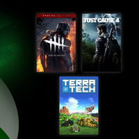 Dead by Daylight, Just Cause 4 y TerraTech estarán disponibles para jugar gratis este fin de semana en Xbox One
