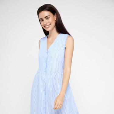 En las rebajas de Cortefiel puedes encontrar estos 11 vestidos tan bonitos para lucir todos los veranos