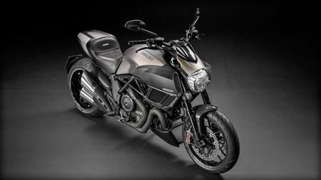 Ducati Diavel Titanium: estética próxima al arte