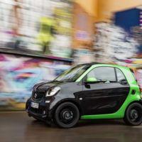 Smart Fortwo Electric Drive, así es el Fortwo libre de emisiones