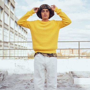 Zara se inspira en el streetstyle para presentar una colección de lo más urbana