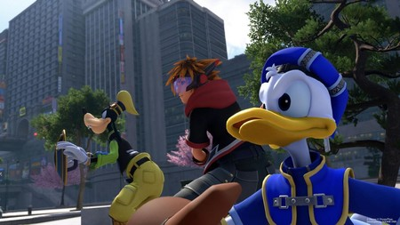 Kingdom Hearts III se actualizará tras su lanzamiento para recibir el epílogo y un vídeo especial