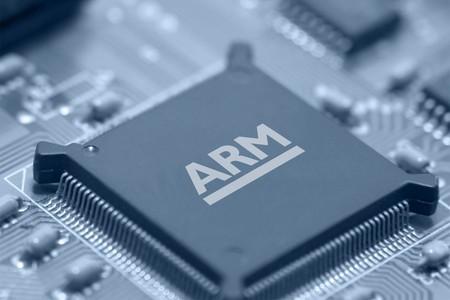 Arm Chips Seguridad