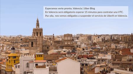 Uber Valencia