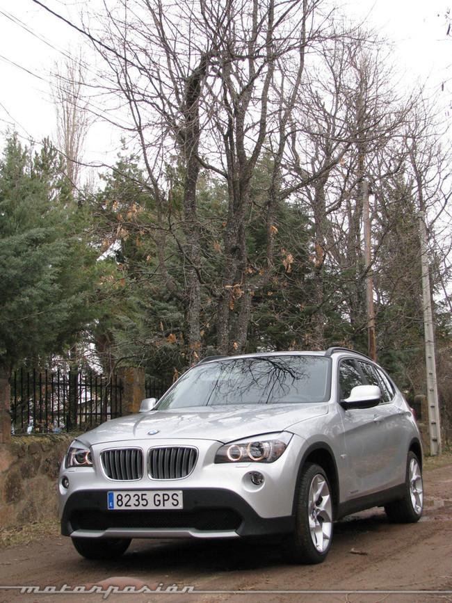 Foto de BMW X1 xDrive23d (prueba) (2/34)