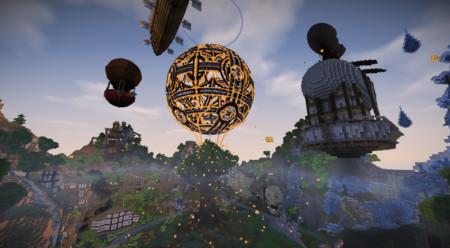 Así es The Shire, el servidor más espectacular de Minecraft