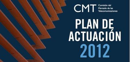 La CMT nos enseña sus buenos propósitos para 2012 en su recién aprobado Plan de Actuación