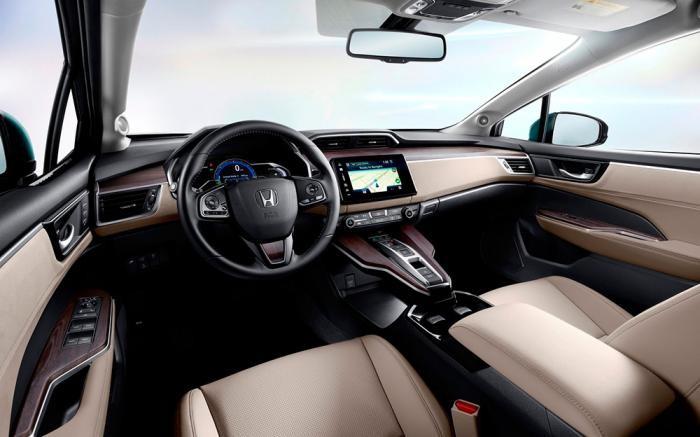 Honda Clarity plug-in hybrid y EV