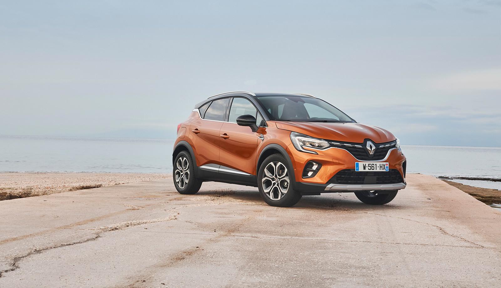 Foto de Renault Captur 2020: primera prueba (16/29)