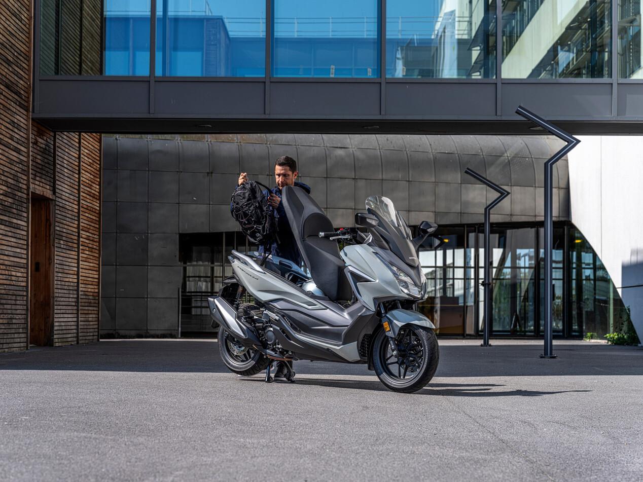 Foto de Honda Forza 350 2021 (5/11)