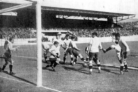 Uruguay Contra Alemania 1928