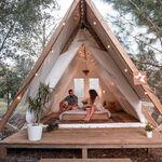Los campings de lujo están de moda: 6 lugares idílicos con WiFi en todo el recinto para teletrabajar este verano