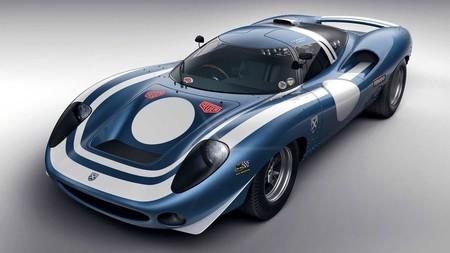 Este Ecurie Ecosse LM69 es una bestia V12 que habría estado lista para correr en las 24 horas de Le Mans de 1969