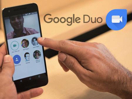 Google Duo Foto Portada