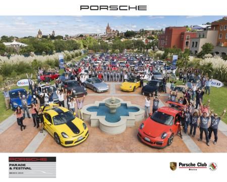 Porsche Parade Festival 2015 1