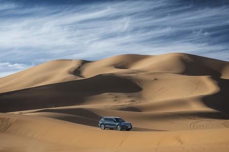 Seat Tarraco A Prueba En El Desierto 11