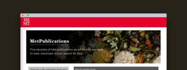 El Met te regala 509 libros de arte que puedes descargar gratis desde la web del museo