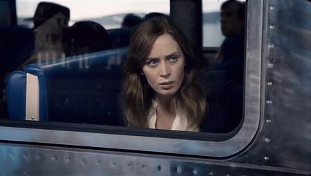 Escena La Chica Del Tren
