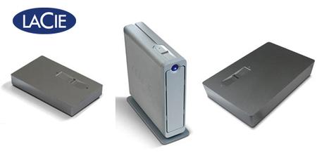 LaCie Safe, discos duros con protección biométrica