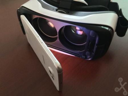 Samsung Gear VR llega a México