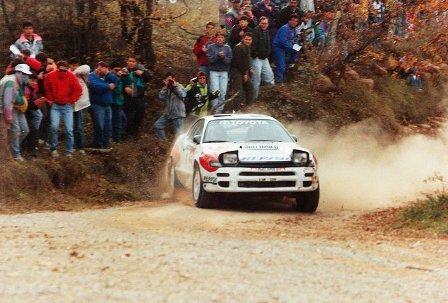 El Rally Catalunya de 2010 podría ser mixto