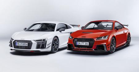 ¡Chucherías para TT y R8! Audi lanza la gama de accesorios Audi Sport Performance Parts