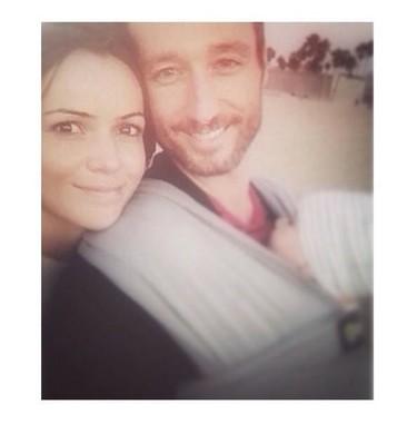 Aniversario feliz para Raquel del Rosario y Pedro Castro