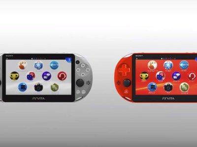 Sony no olvida el PS Vita en Japón y anuncian nuevos colores