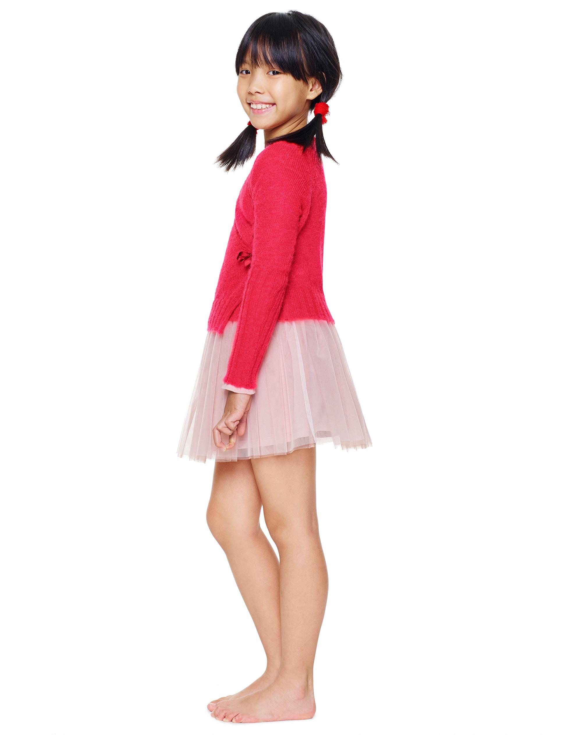 Foto de Benetton se inspira en el ballet para su colección estival de mamás e hijas (12/18)