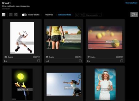 Getty Images nos propone una nueva forma de administrar nuestras fotografías: Boards