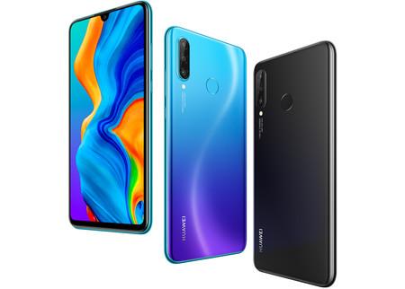 Huawei Nova 4e Bg