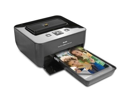 PMA2007: EasyShare G610, dock más impresora