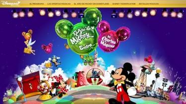 Ha comenzado el Año de Mickey Mouse en Disneyland