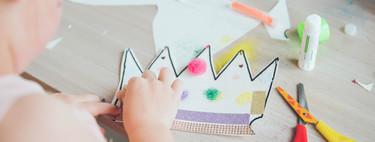 15 manualidades de los Reyes Magos fáciles y bonitas para hacer con los niños