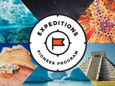 Con Google Expeditions vas un paso más allá y puedes visitar el mundo virtualmente