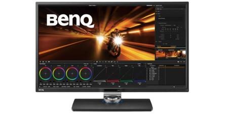 BenQ PV270 y PV3200PT, dos monitores de gran formato para quienes gustan de editar vídeos en casa
