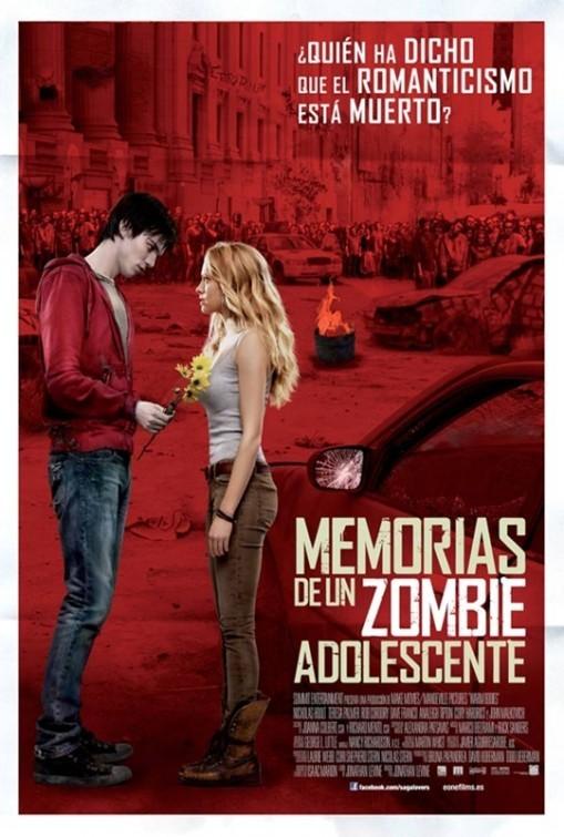 Foto de Todos los carteles de 'Memorias de un zombie adolescente' (10/10)