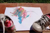 Zapatos infantiles: vigila que no le aprieten