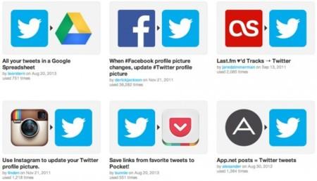 IFTTT y Twitter vuelven a ser amigos