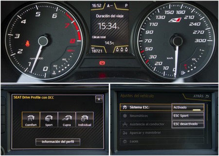 SEAT León ST Cupra 280, prueba