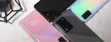 Comparativa de los Samsung Galaxy S20, S20+ y S20 Ultra frente al iPhone 11 Pro Max, el Pixel 4 XL y más: empieza el tú a tú más interesante en pantallas, rendimiento y fotografía