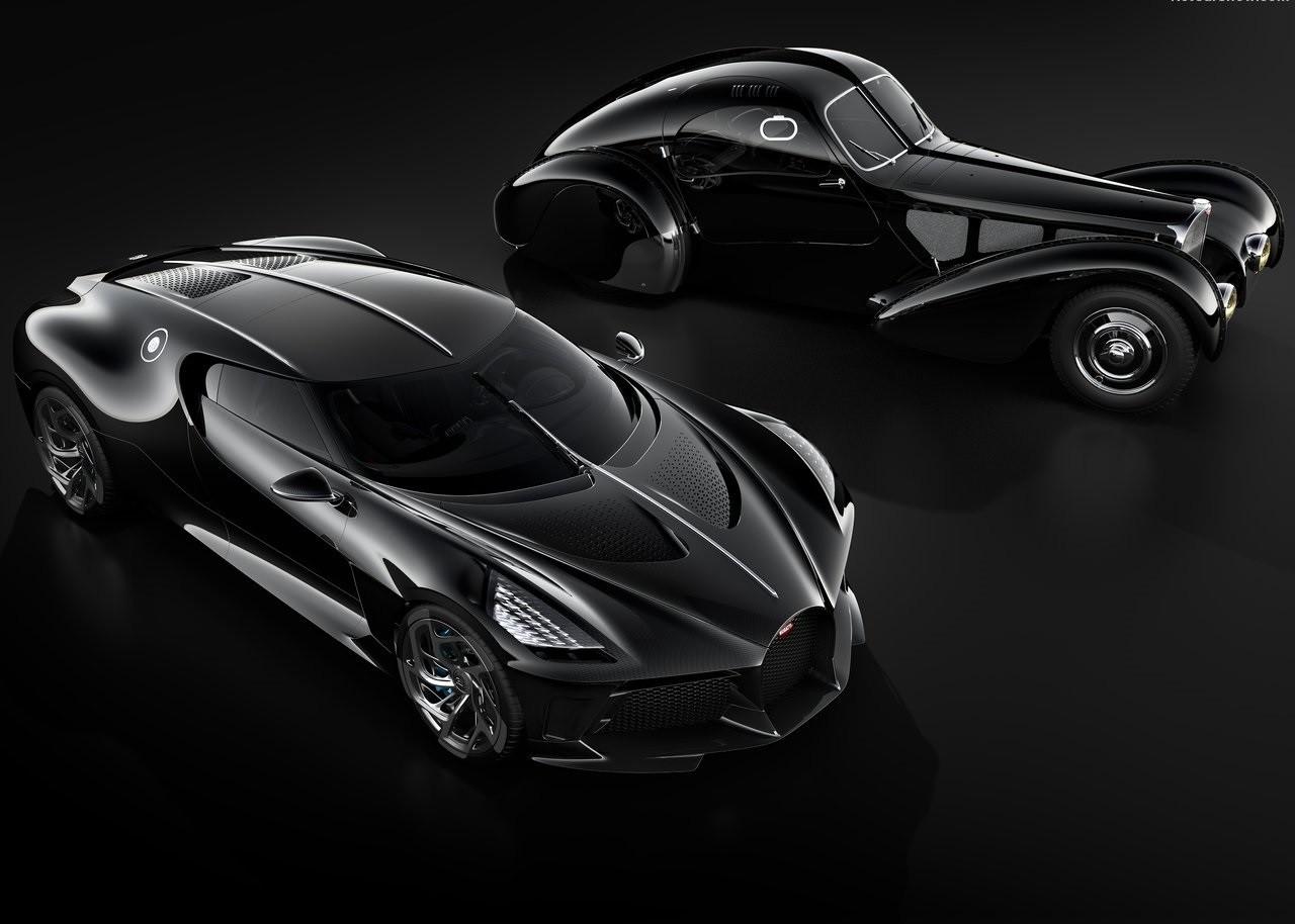 Foto de Bugatti La Voiture Noire (9/28)