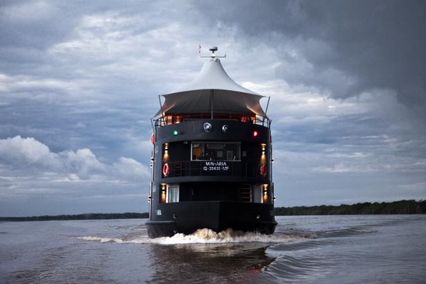 Foto de Recorre el Amazonas en un hotel flotante de lujo (6/14)