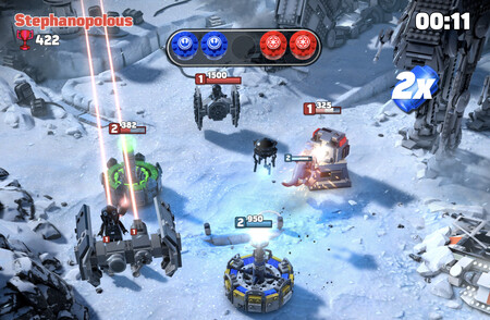 Lego star wars battles apple arcade gameplay